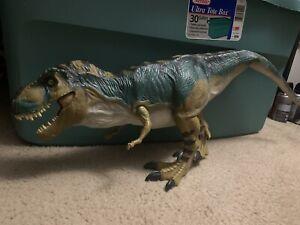 Jurassic Park Lost World JP28 Bull T-Rex Dinosaur 1997,
