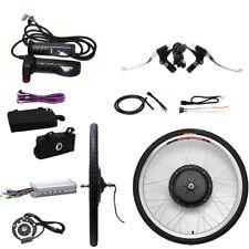 1000W 48V E BIKE Electric Bike Conversion Kit Bicycle Motor Wheel FIT 26 INCH