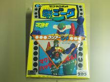 Takara Koutetsu Jeeg Geag popy Centaur Microman Japan Figure Crystal Version New