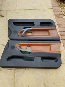E36 Coupe convertible  Doorcards spares repaires  325 328