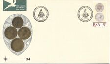 South Africa 1974 FDC 34 Numismatic Convention