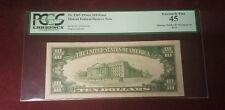 Fr. 2303 1934A $10 Error Hawaii Federal Reserve Note 45 EF PCGS RARE ERROR