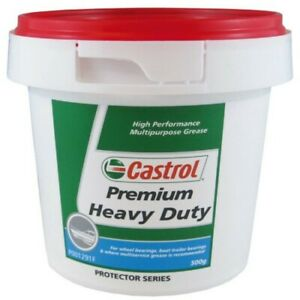 Castrol - Grease 500gms, Lithium Complex, Blue, Buttery and Adhesive