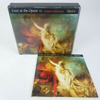 Franz Liszt - Liszt at the Opera VI 2 CD Box (1999) HYPERION London