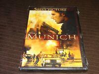 MUNICH (2006, Widescreen DVD) Steven Spielberg BRAND NEW & FACTORY SEALED R1