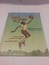 Salt in His Shoes: Michael Jordan in Pursuit of a Dream, Deloris Jordan, 2002