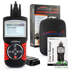 OBD2 KW820 Car OBDII EOBD Engine Check Live Data Code Reader Diagnostic Scanner