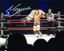 MAGNUS aka NICK ALDIS - TNA Wrestler GENUINE AUTOGRAPH UACC (Ref:6711)