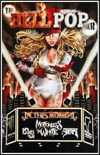 IN THIS MOMENT | MOTIONLESS IN WHITE 2013 Hellpop Tour Ltd Ed New RARE Poster!
