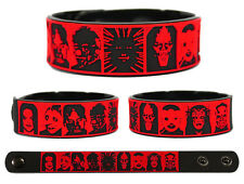 SLIPKNOT Rubber Bracelet Wristband Wait and Bleed Spit it Out