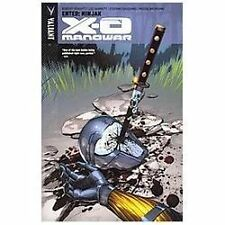 X-O Manowar Volume 2: Enter Ninjak TP