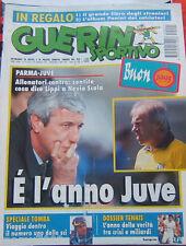 GUERIN SPORTIVO=N°1 1995 ANNO LXXXIII=DOSSIER JUVE=ALBERTO TOMBA