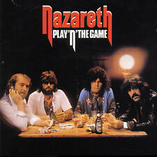 Play 'N' the Game [Germany] by Nazareth (CD, Feb-2002, Eagle Rock/Eagle)