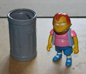 The Simpsons Nelson Muntz figue Mattel 1990