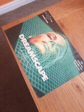 Dreamscape 1 Rave Flyer - 06 December 1991