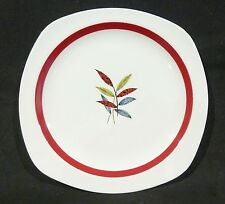 Midwinter Stylecraft side Plate ,HAWAII , RED edging,ENGLAND