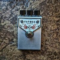 Beetronics FATBEE Limited Edition Silver and White DEMO