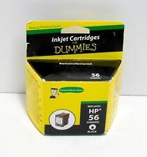 Inkjet Cartridges For Dummies Inkjet Black Cartridge Replaces HP 56 EXP 05/21