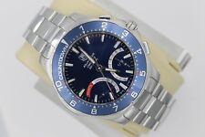 Tag Heuer CAF7110.BA0803 Blue Aquaracer Watch Mens Calibre S Chronograph Silver