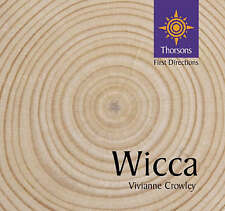 Good, Wicca (Thorsons First Directions), Crowley, Vivianne, Book