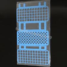 Top 60-Hole 17mm 3 Layers Test Tube Rack Holder Storage Stand Lab Healthcare CE