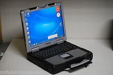Panasonic Toughbook CF-30 Dual Core 3gig 250gb Win 7 Pro Touch Screen WiFi BT