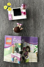 Lego - Olivia And Desk - Friends - 30102 - With Instructions