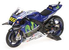 1:18 Minichamps Yamaha YZR-M1 2016 MotoGP V. Rossi 182163046