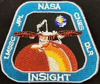 RARE- InSight Mars Mission NASA JPL Space Patch 3""