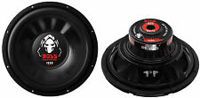 "2) Boss P12SVC 12"" 3200W Car Audio Power Subwoofer Sub Woofer Stereo SVC 4 Ohm"