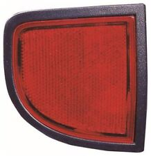 Mitsubishi L200 2006-2016 Red Rear Reflector N/S Passenger Left