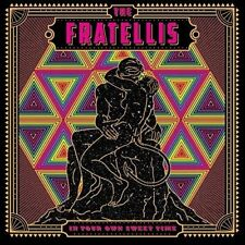 CD The Fratellis-In Your Own Sweet Time -