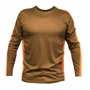 New Wildfowler Long Sleeve Poly Quick Dry T Shirt Upland
