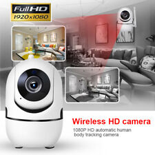 Smart Wireless WiFi IP Camera Pan Tilt 1080P Night Vision Voice Intercom Webcam