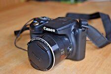 Canon Powershot sx510 hs; Digital Camera - WiFi - 12.1 Mp 30x Zoom; 8GB Card