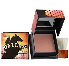 Benefit Cosmetics Dallas Dusty Rose Face Powder - Full Size 0.32 oz.