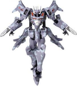 NEW Revoltech Muv-Luv Alternative No.011 Su-37UB Terminator Scarlet Twins Figure