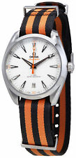 Omega Seamaster Aqua Terra Golf Edition Automatic Mens Nato Watch