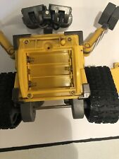 Disney Pixar WALL-E Robot Tested And Working. Lights Up Talks. NO REMOTE CONTROL