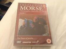 Inspector Morse Episode 1 - The Dead Of Jericho - Brand New Sealed DVD Region 2