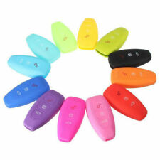 3 Button Silicone Remote Key Fob Cover For FORD FOCUS MONDEO KUGA FIESTA FUSION