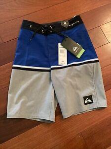 Quicksilver Swim Shorts Boys Size 22 / 8