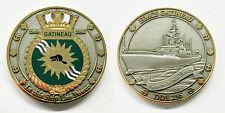 HMCS Gatineau Collectible Coin