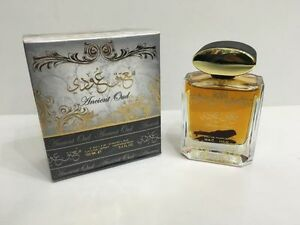 Ancient Oud 100ml  Rich Intense Ancient Oud Eau De Perfum Spray By Lattafa