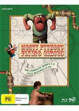 Monty Python's Flying Circus   Complete Series Restored - Blu Ray Region B Fre