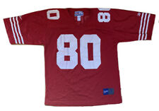 Vintage Reebok Pro Line NFL San Francisco 49ers Jerry Rice Football Jersey. M