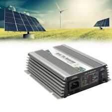 Pure Sine Wave Panel Solar Grid Tie Micro Inverter MPPT 22-60V 600W To AC 230V