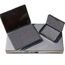 Antiestáticos conductora ESD Caja Y Espuma 108x83x17mm