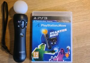 Sony PS3 Move Motion Wireless Controller - Black