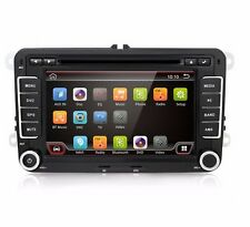 autoradio vw golf v MK 5 tiguan amarok caddy GPS bluetooth WIFI ANDROID 6.0